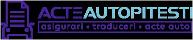 Acte Auto – Traduceri – Asigurari Logo